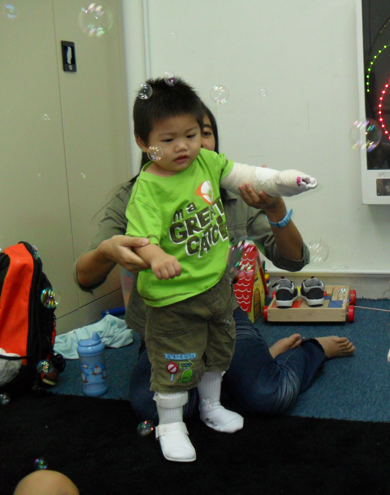 Constraint Induced Movement Therapy CIMT for Pediatric with