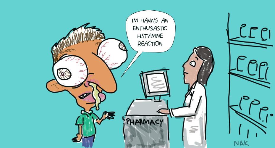 Antihistamines in children - PORTAL MyHEALTH