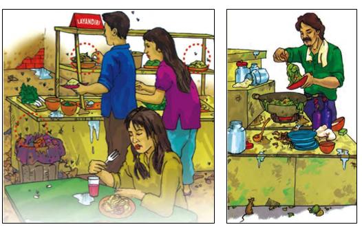 Elakkan Keracunan Makanan