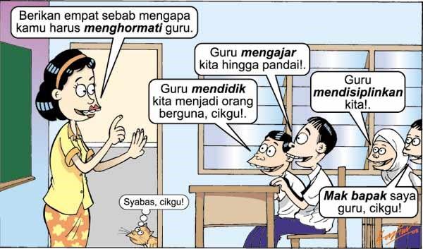 Guru Berat Sebelah2