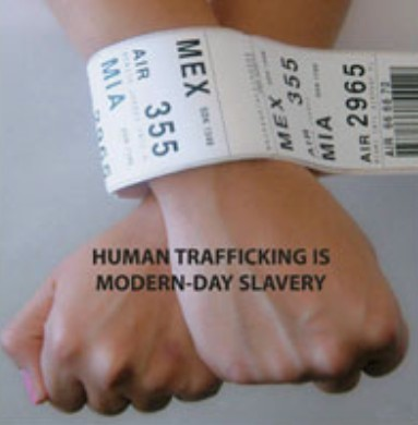 Human Trafficking - All About Exploitation Info
