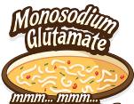 MSG dalam makanan