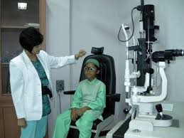 Parents also can bring their children to hospital or Optometry Clinic nearby to get a vision screening1