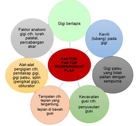 Plak Gigi dan Penyakit Periodontal