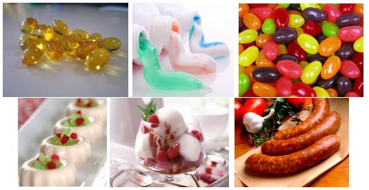 Produk Makanan Yang Menggunakan Gelatin dan Fungsinya