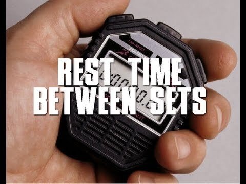 Proper rest periods