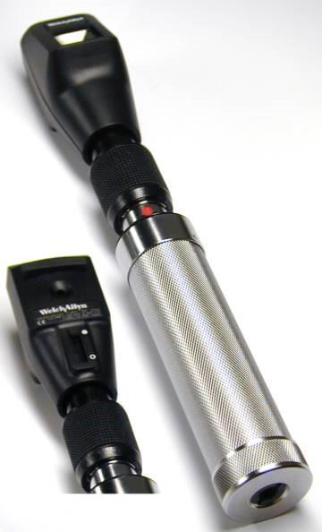 Retinoskop