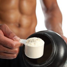Whey and Muscle Building