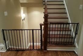 tangga berpagar